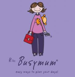 Busymum logo