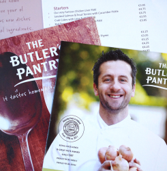 The Butler's Pantry Product Card
