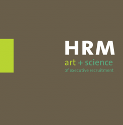 HRM Recruit - art + science of executive recruitment brochure