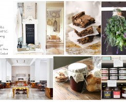 Shop Styling Moodboard