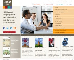 HRM Recruit Website