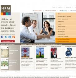 HRM Recruit Website