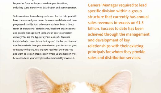 HRM Recruit Client Advert