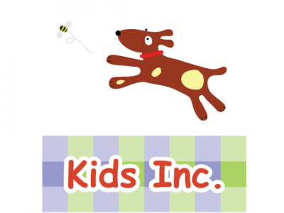 Kids Inc. Logo