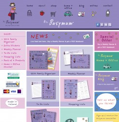 Busymum Website