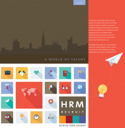 HRM Recruit World of Talent Brochure 2014