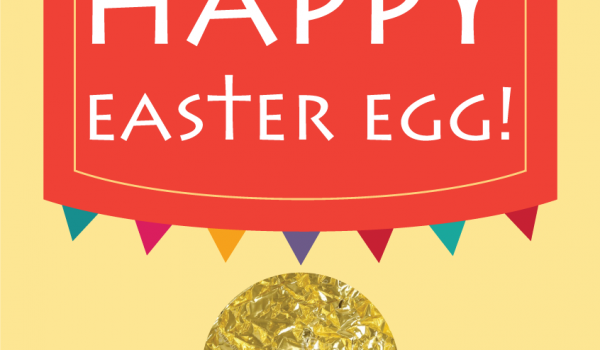 The Happy Easter Egg Packaging Featured