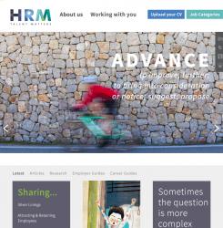 HRM Website