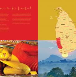 Olcote in Ceylon Moodboard